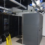 Full power and network redundancy, and top notch fire prevention systems.