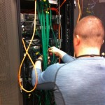 More cabling...