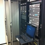 Load balancers, MX servers, app servers, storage units, database servers, and a few more all done.