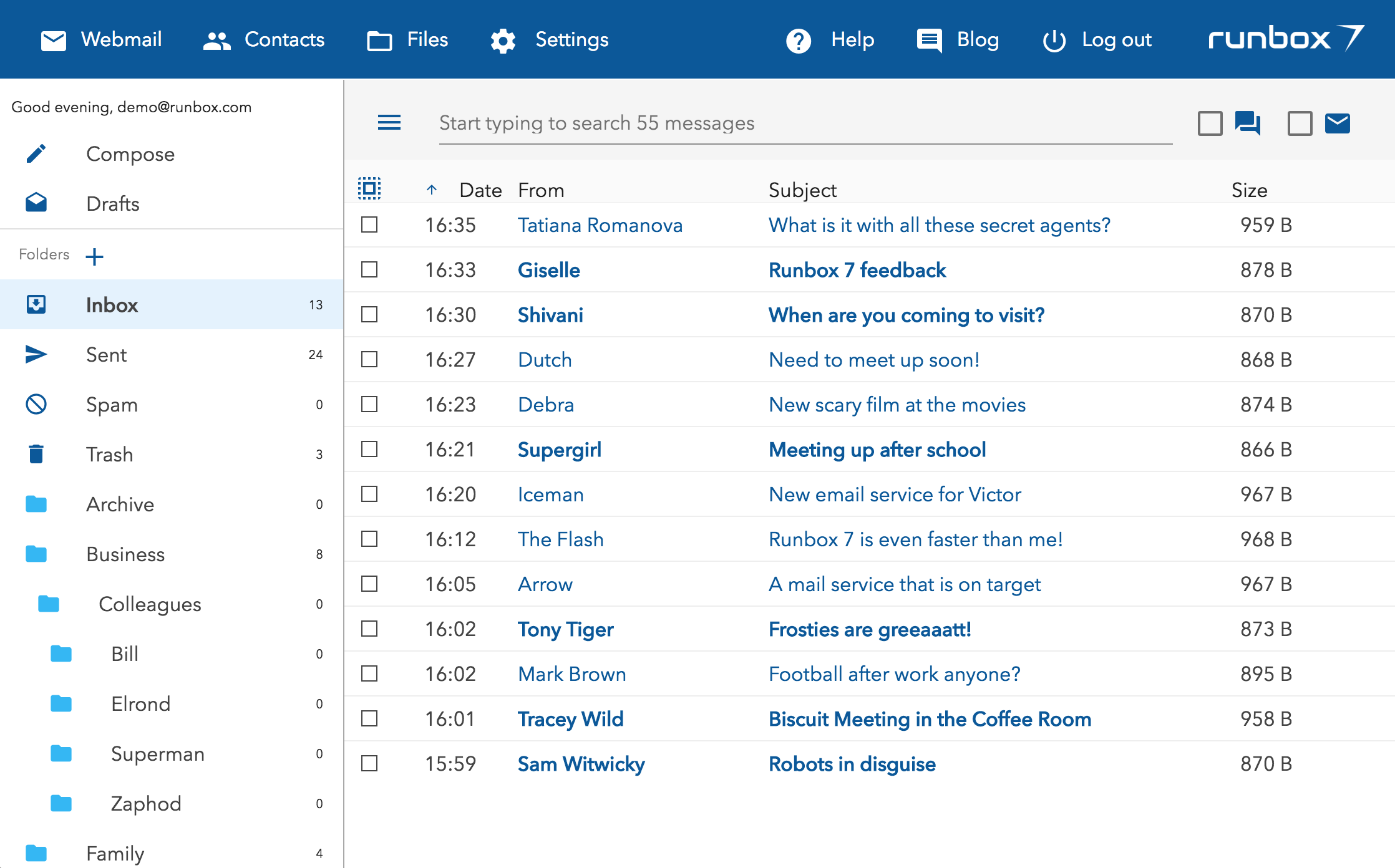 Runbox Blog - Page 2 of 21 - Fast and Secure Email hosted in Norway